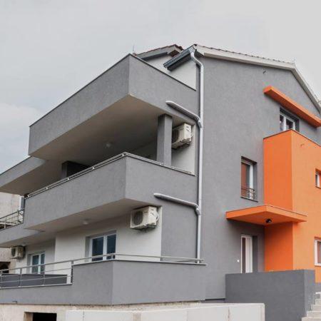 Izgradnja apartmana grebastica