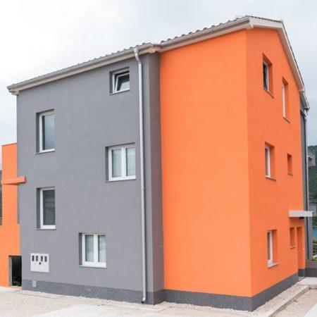 Apartmani grebastica izgradnja