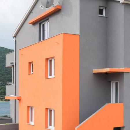 Apartmani grebastica izgradnja kuce